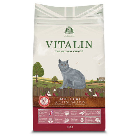 Vitalin Adult Cat Food