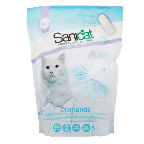 Sanicat Silica Gel Cat Litter