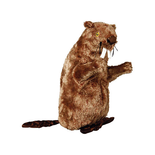 Trixie Beaver Plush Toy for Dogs 40cm