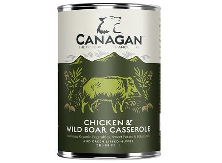 Canagan Chicken & Wild Boar Casserole Wet Dog Food