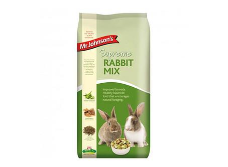 Mr Johnsons Supreme Rabbit Mix