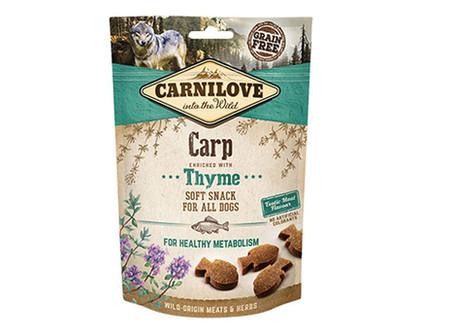 Carnilove Grain Free Dog Treats