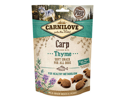 Carnilove Grain Free Dog Treats