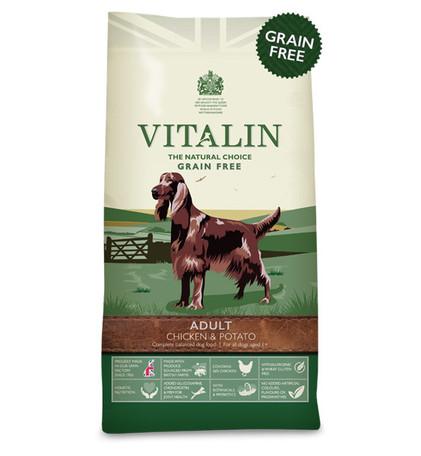 Vitalin Grain Free Chicken