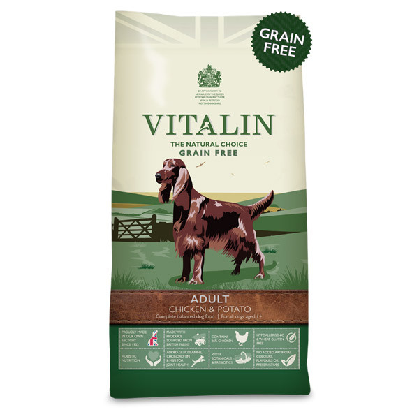 Vitalin Grain Free Chicken