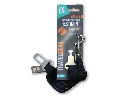 Dog Life Safety Universal Seat Belt Restraint