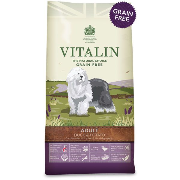 Vitalin Grain Free Duck