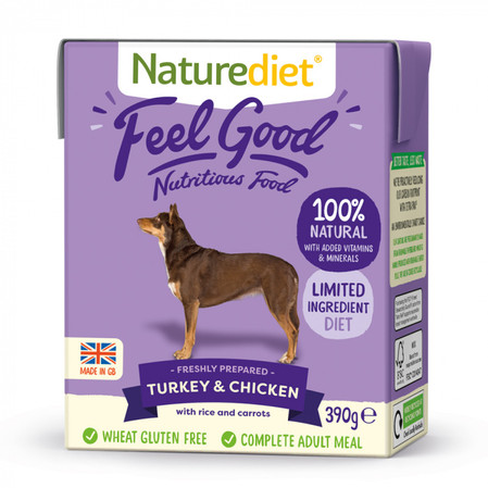 Naturediet Turkey & Chicken