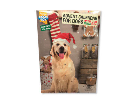 Good Boy Advent Calendar
