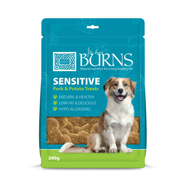 Burns Sensitive Treats