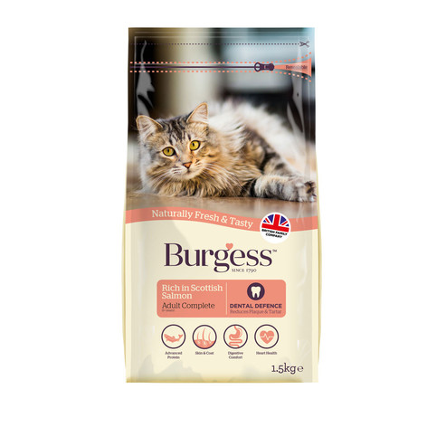 Buurgess Adult Cat Food