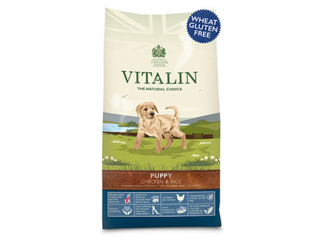 Vitalin Puppy Chicken & Rice