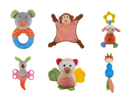 Rosewood Little Nippers Puppy Toys