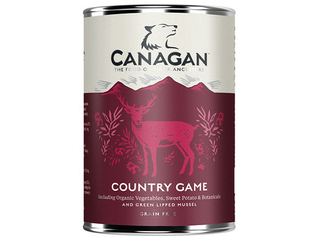 Canagan Country Game Wet Dog Food