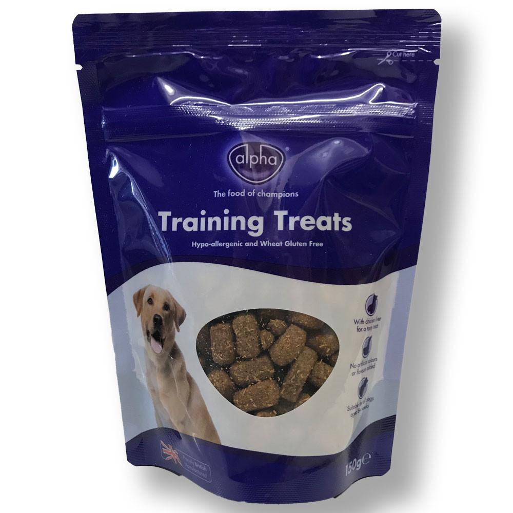 Alpha Training Treats