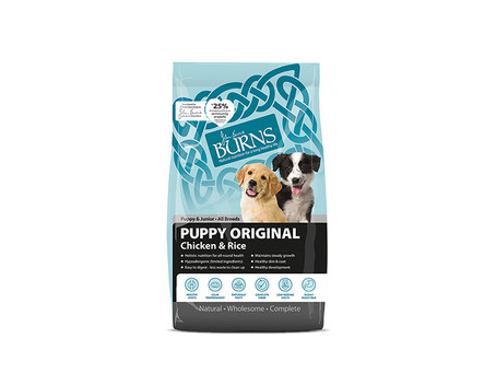 Burns Original Puppy Food