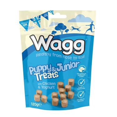 Wagg Puppy & Junior Treats