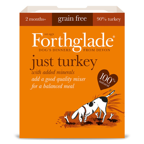 Forthglade Just Turkey