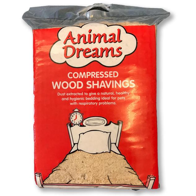 Animal Dreams Shavings