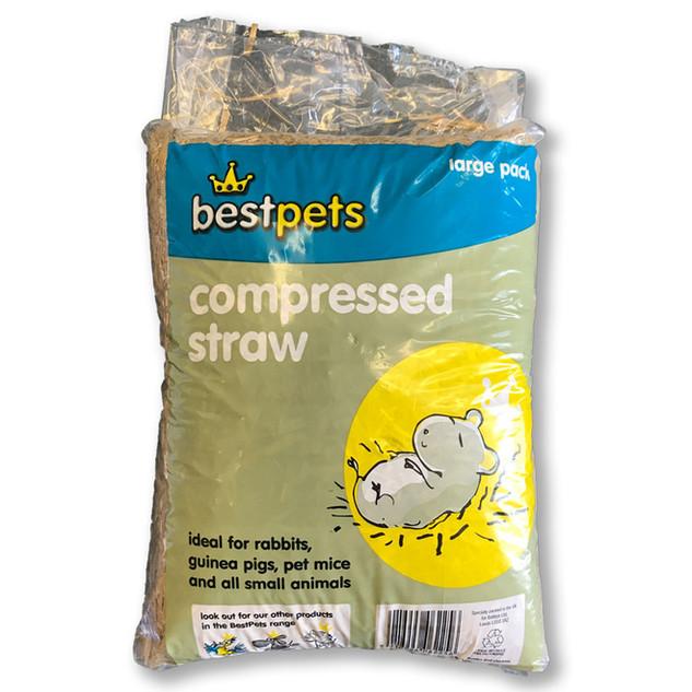 Compressed Straw