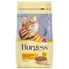 Buurgess Adult Cat Food