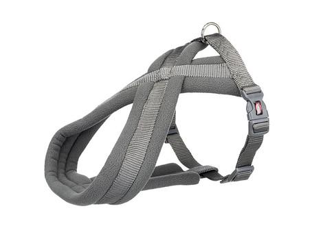 Trixie Premium Touring Harness - Graphite