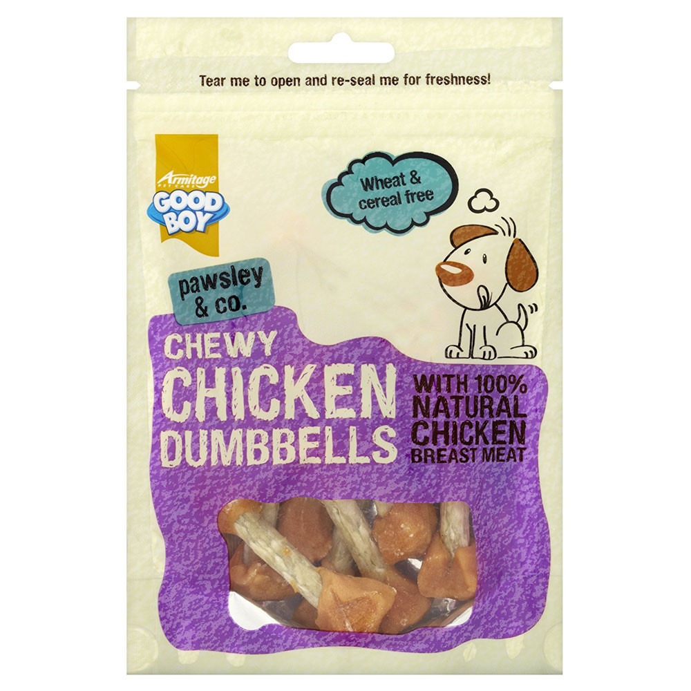 Good Boy Chicken Dumbells