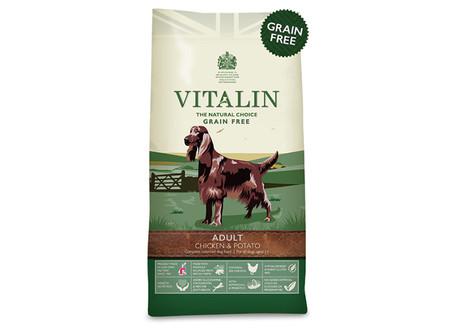 Vitalin Adult Chicken & Potato