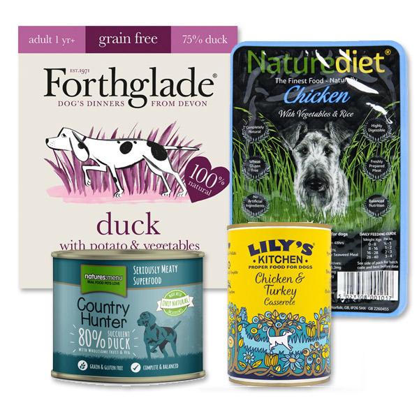 Wet Dog Foods
