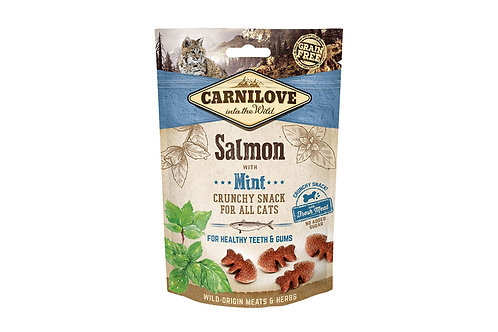 Carnilove Salmon with Mint Cat Treats