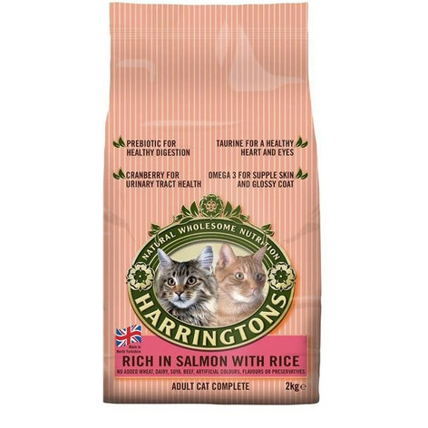 Harringtons Adult Cat Food