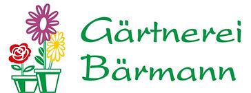 Logo Gärtnerei Bärmann