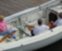LWSA Dave Adams Memorial Sailing Center on Smith Cove Gilford