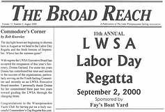 The Broad Reach LWSA newsletter archive