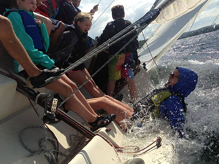 LWSA new hampshire sailing schools