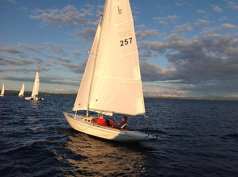 PHRF sailing with LWSA