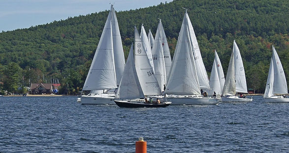 Mixed Fleet PHRF LWSA Winnipesaukee