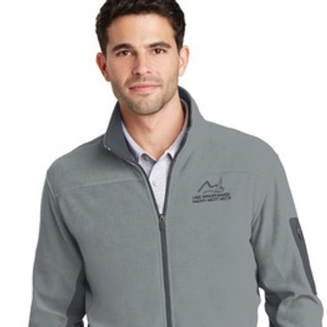 LWSA Men's Fleece Jacket
