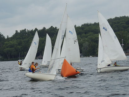 LWSA WAR W.A.R. Regatta