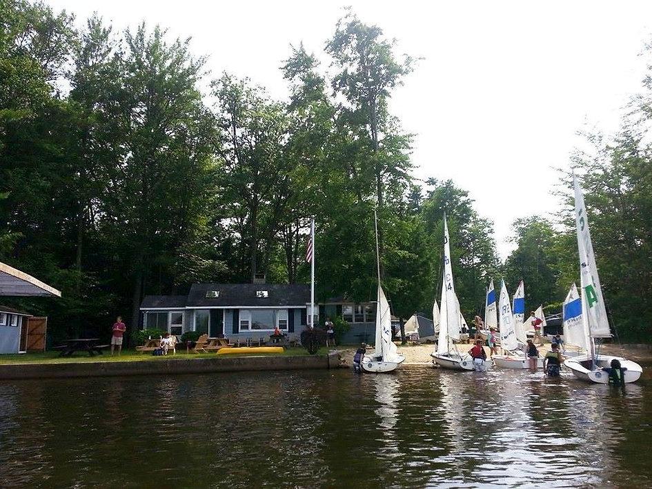 LWSA Sailing School, 25 Davis Road, Gilford, New Hampshire 03249