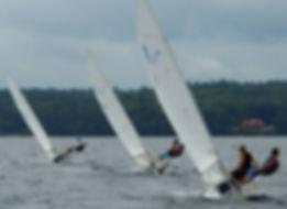LWSA 420 sailboat racing regatta