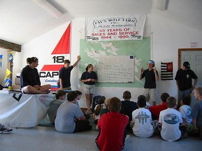 LWSA Sailing School