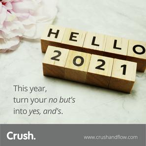 Hello, 2021!