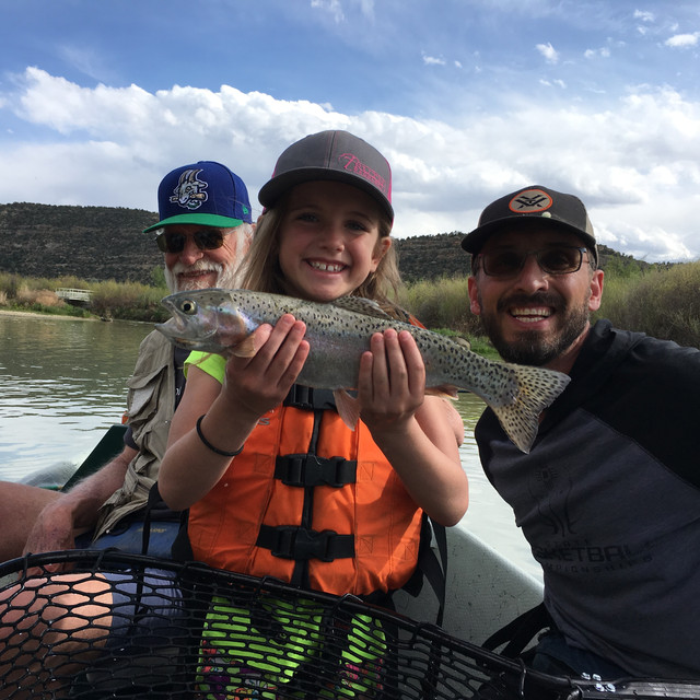 Guided Float Trips