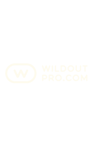 Wild Out Pro Sticker (Oval White)