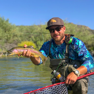 Guided Fly Fishing Trips