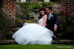 Alswick Barn Wedding