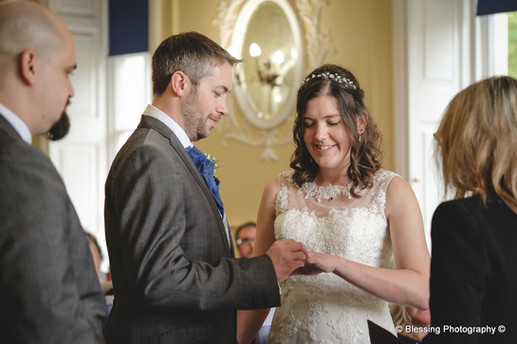 Hitchin Priory Wedding Photographer