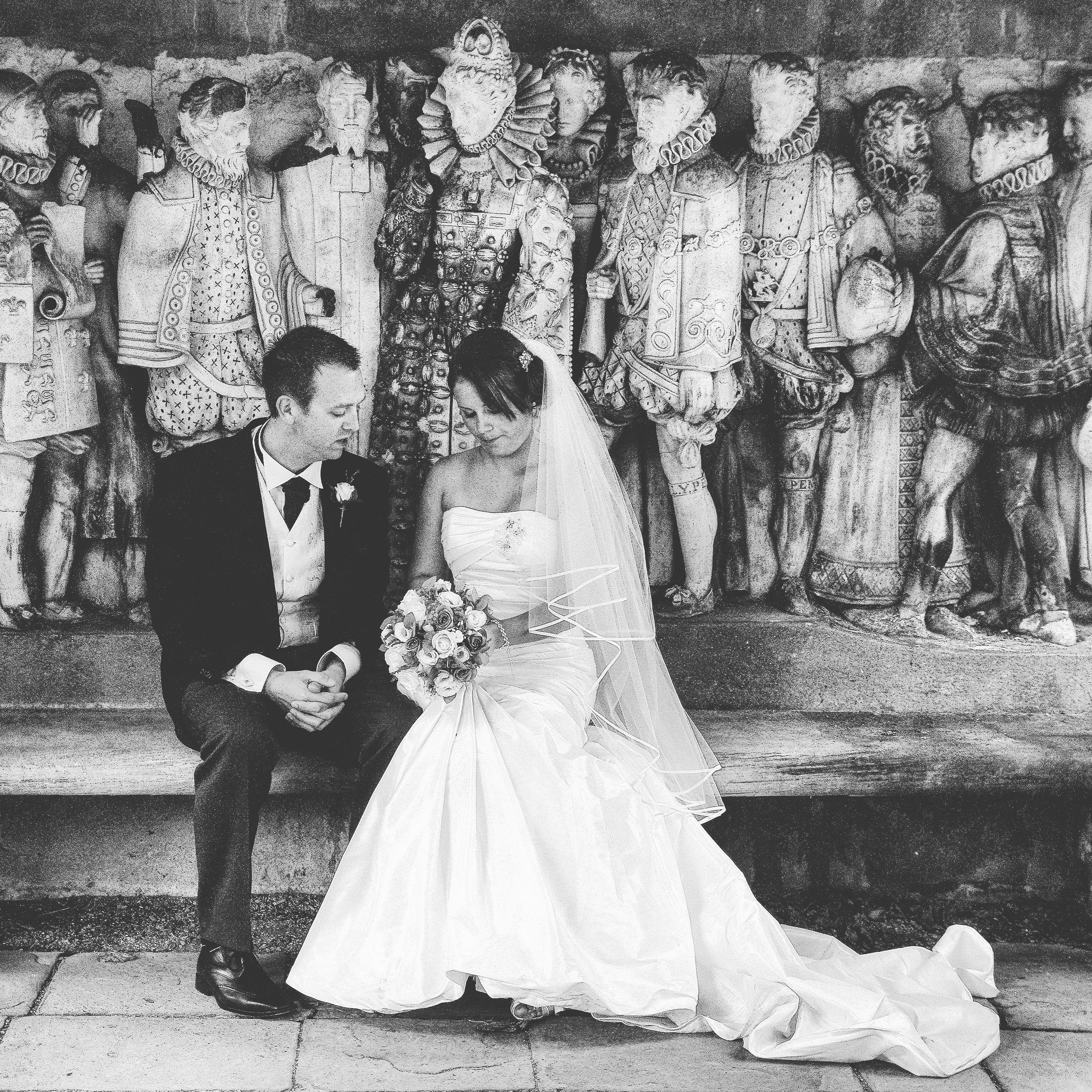 Hatfield House Wedding