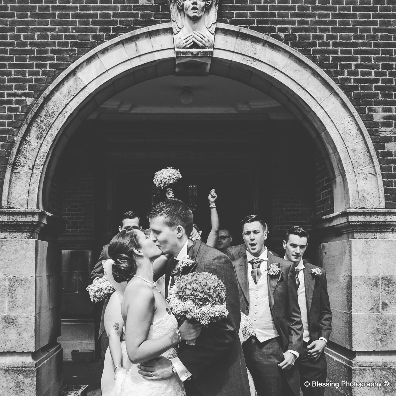 Royal Russell School Wedding